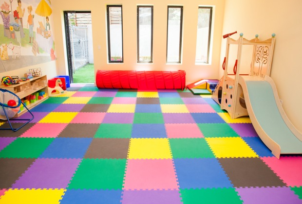 Busy Bodies playroom